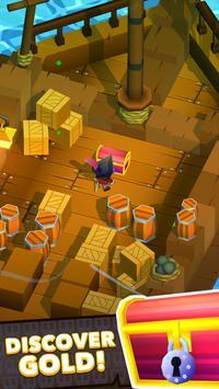 Blocky Pirates syot layar 3