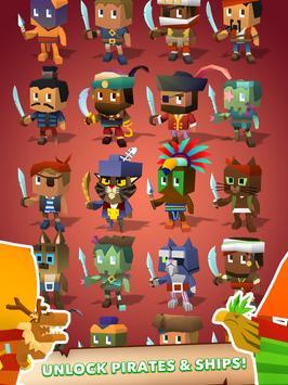 Blocky Pirates syot layar 9