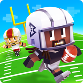 Menginstal free Game android Marshawn Lynch Blocky Football APK 3d