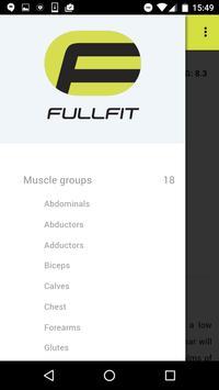 FullFit apk screenshot