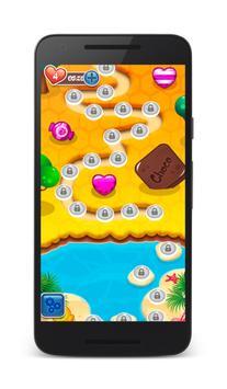 Ice Cream Crush - Match-3 Puzzle Free Adventure apk screenshot