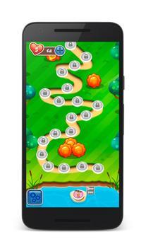 Ice Cream Crush - Match-3 Puzzle Free Adventure poster
