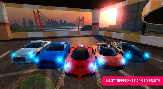 3D Sports Car Driving In City screenshot 6