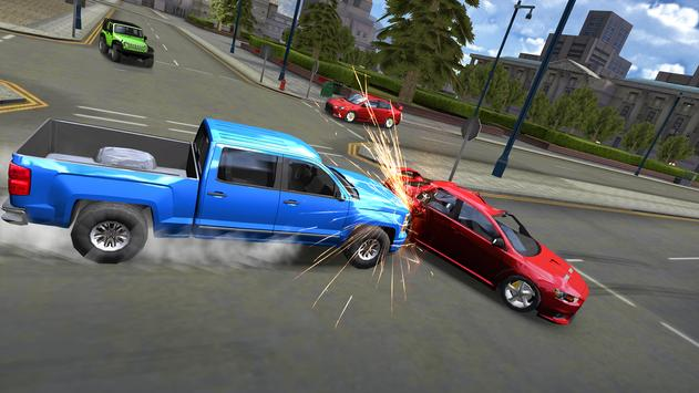 3D Sports Car Driving In City screenshot 7