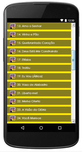 Fernanda Brum Top 50 Letras Para Android Apk Baixar