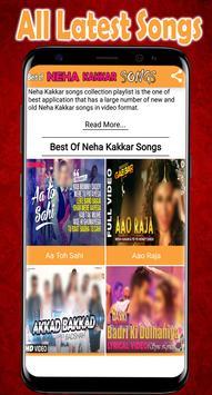 Neha Kakkar Songs screenshot 4