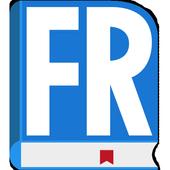 FReader: all formats reader icon