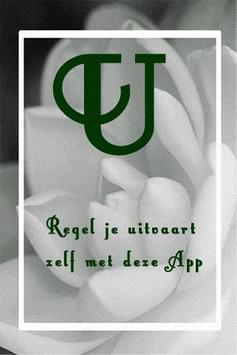 Uitvaart poster