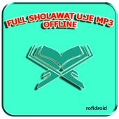 Full Sholawat UJE Mp3 Offline icon