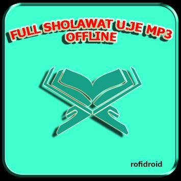 Full Sholawat UJE Mp3 Offline poster