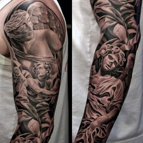 Full Sleeve Tattoo Designs For Android Apk Download