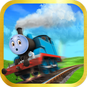 Fun Thomas Adventure Game 2017 icon