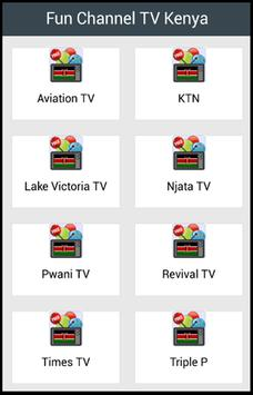 Fun Channel TV Kenya poster