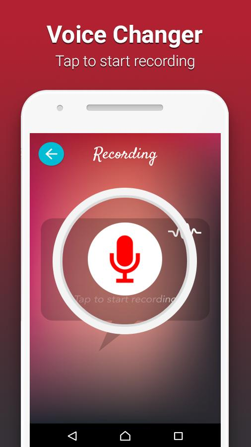 voice changer online for Android - APK Download