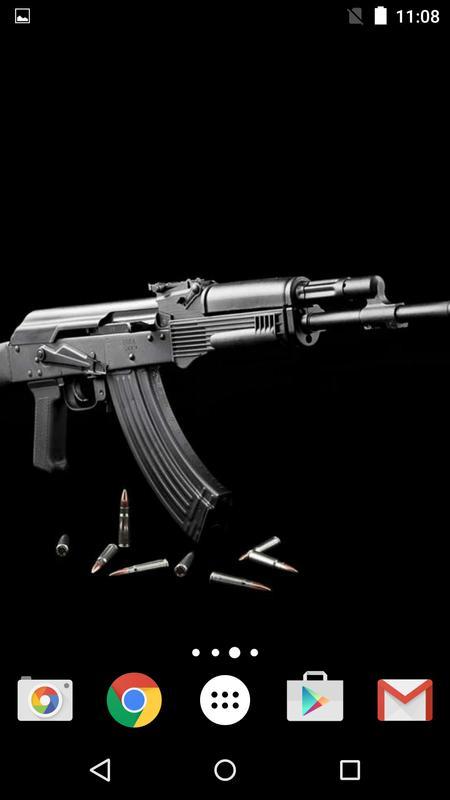 AK 47 Live Wallpaper Screenshot 17
