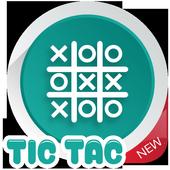 fun tic tac toe free icon