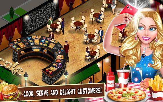 超級廚師廚房故事:餐廳烹飪遊戲 海報