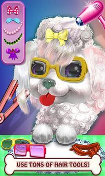 Mascota cuidar animal mascota juegos salón belleza captura de pantalla 4