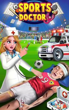 スポーツ傷病医師のゲーム スクリーンショット 3