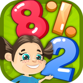 Fun Division Math Quiz Game icon