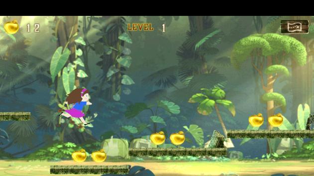 Fun Dora Adventure Game apk screenshot