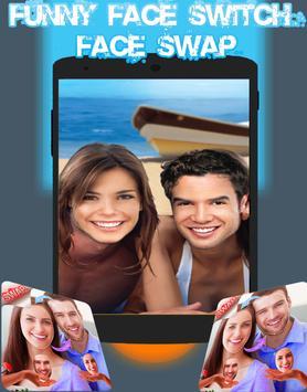 Funny Face Switch & Face Swap apk screenshot