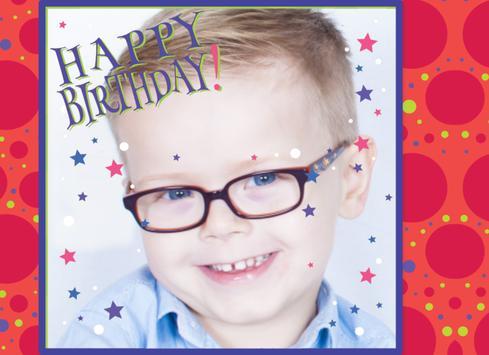 Birthday Photo Frames screenshot 3