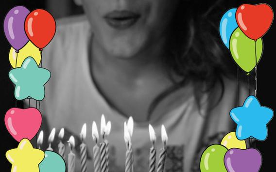 Birthday Photo Frames screenshot 5