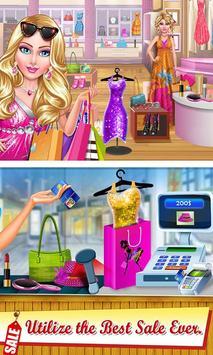 Shopping Mall Fashion Store Simulator: Girl Games apk screenshot