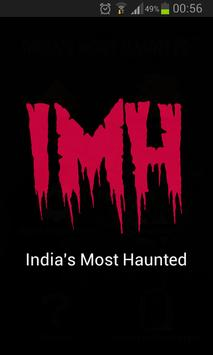 India's Most Haunted poster