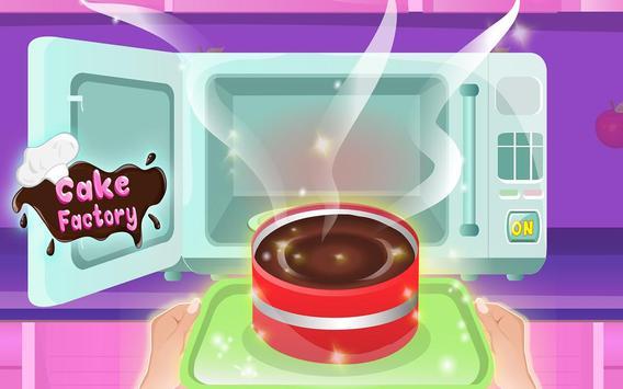 Chocolate Cake Factory: Cake Bakery Game screenshot 8