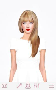 Long Hairstyles apk screenshot