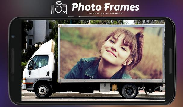 Photo Frames Pro poster