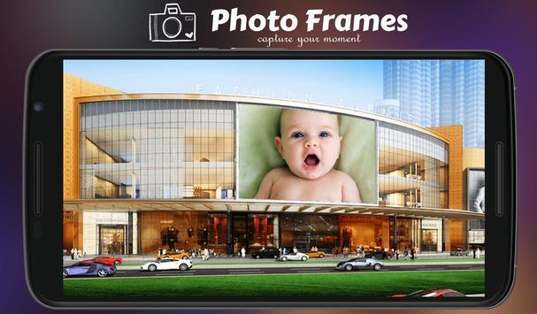 Photo Frames Pro apk screenshot