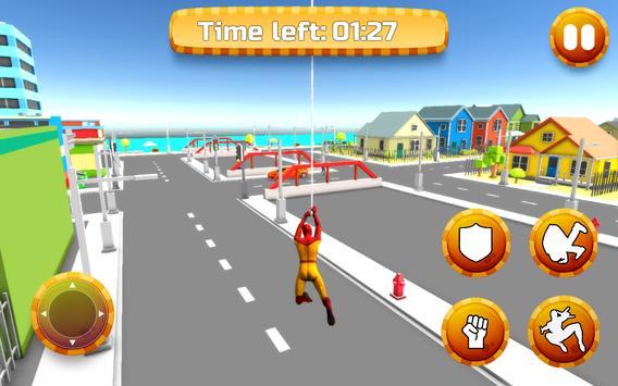 Spider Hero Dream City screenshot 8
