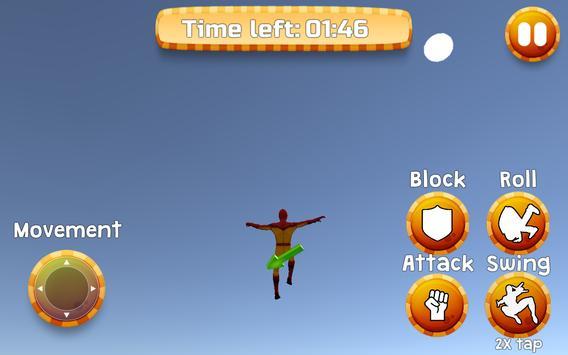 Spider Hero Dream City screenshot 9
