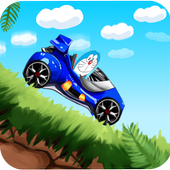 Super Doreamon car adventure icon