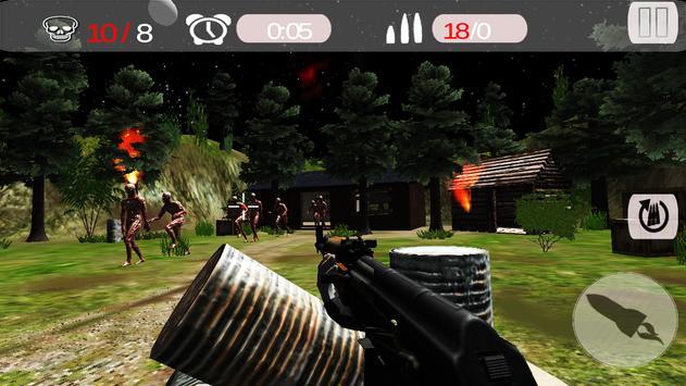 Zombie Last Empire War screenshot 7