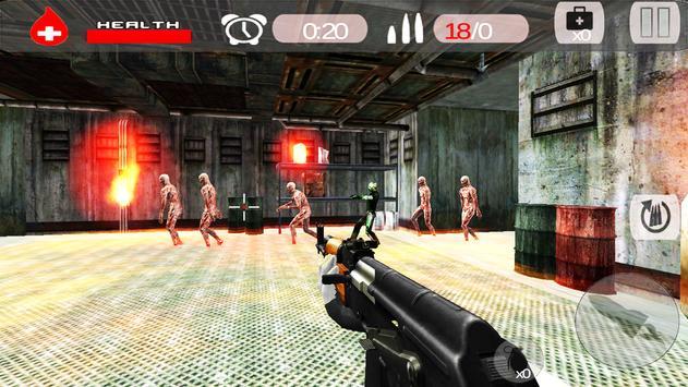 Zombie Last Empire War screenshot 9