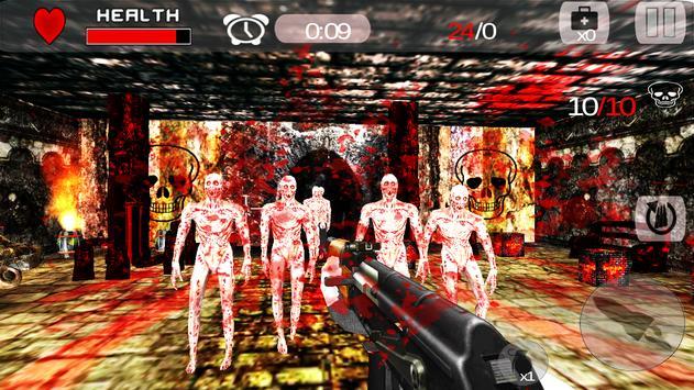 Zombie Last Empire War screenshot 13