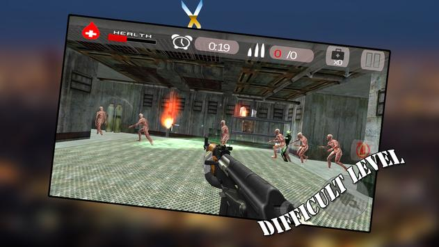 Zombie World Assault 3D screenshot 4