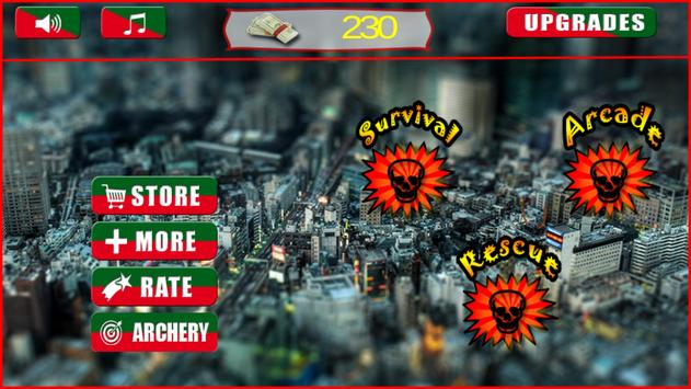 Zombie World Assault 3D screenshot 6