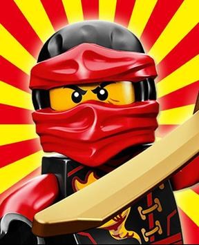 Ninjago Shadow Battle Games poster