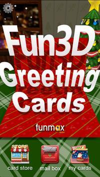 Fun3D Greeting Cards poster