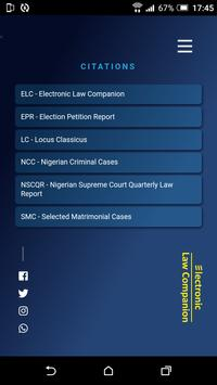 Law Companion screenshot 3