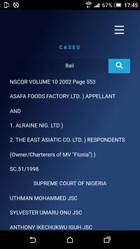 Law Companion screenshot 2