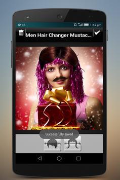 Men Hair Changer & Mustache apk screenshot