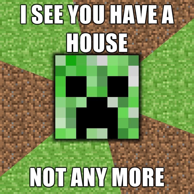 Funny Minecraft Memes For Android Apk Download