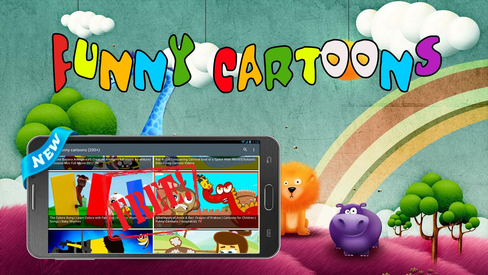 Dinosaur Cartoon For Kids For Android Apk Download