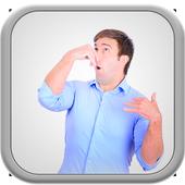 funny fart sound board : joke icon